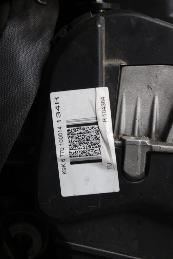 Moteur Diesel Clio 3