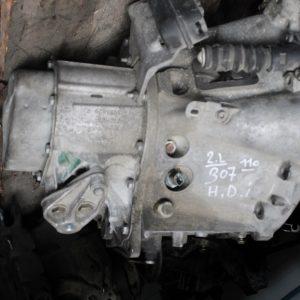 Boite de vitesse Peugeot 307 2.0L HDI