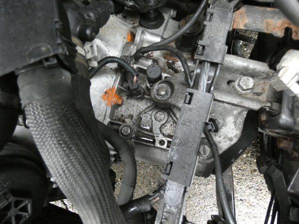 Boite de vitesse PEUGEOT.207.1.6.VTTI 16 V 2010 15000 KM